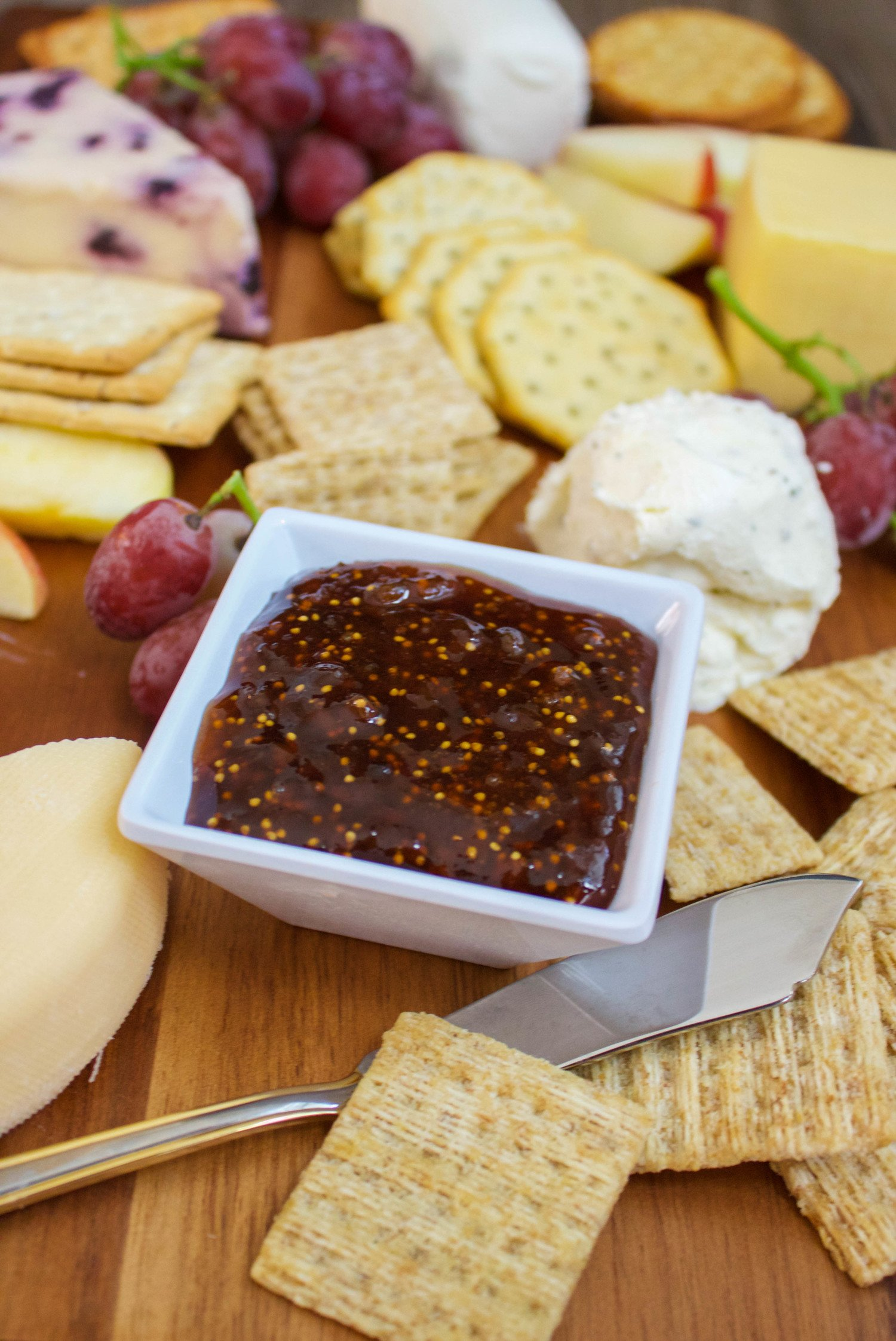 5 Tips for Creating a Killer Cheese Board (with Homemade