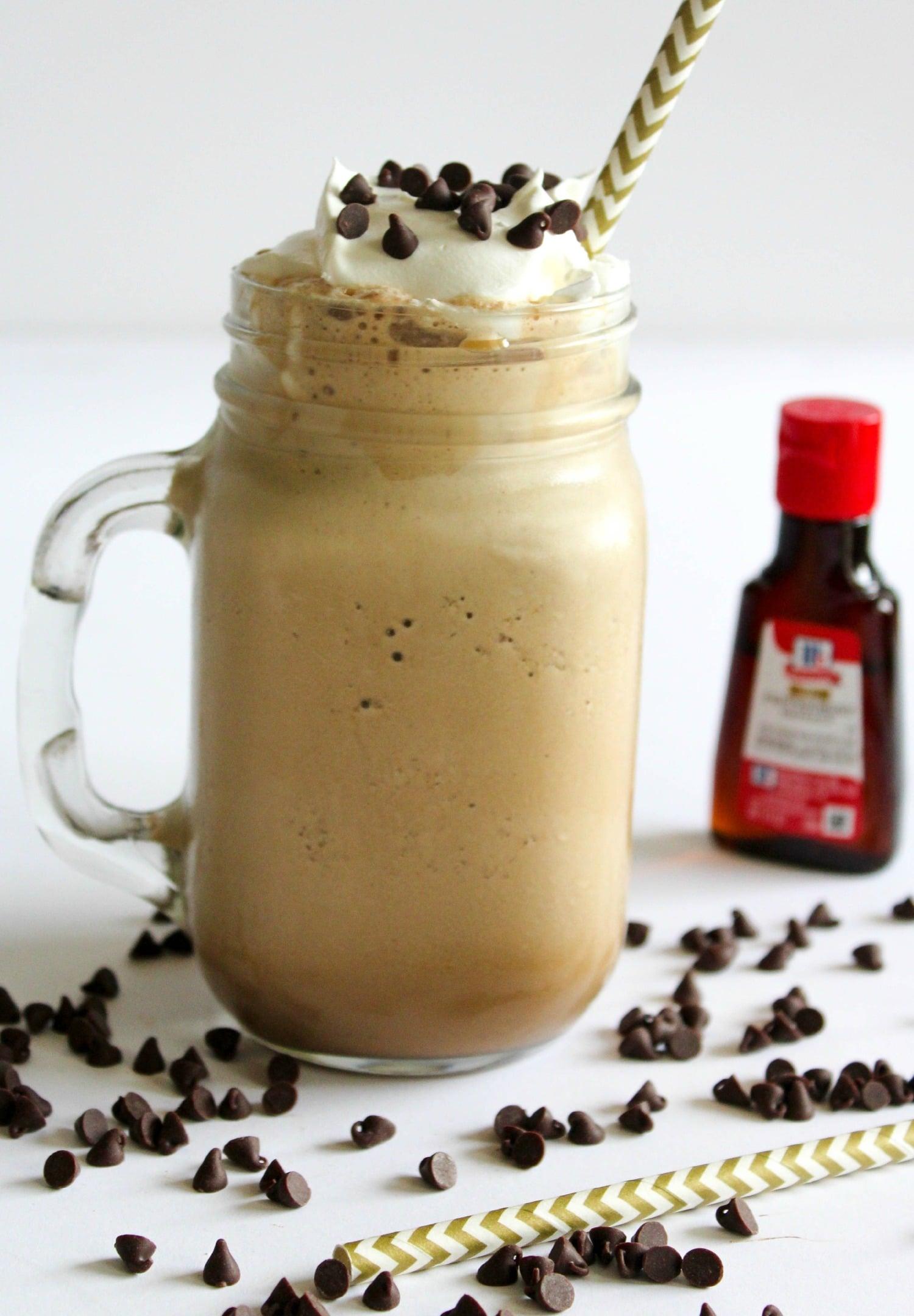 peppermint-mocha-protein-shake