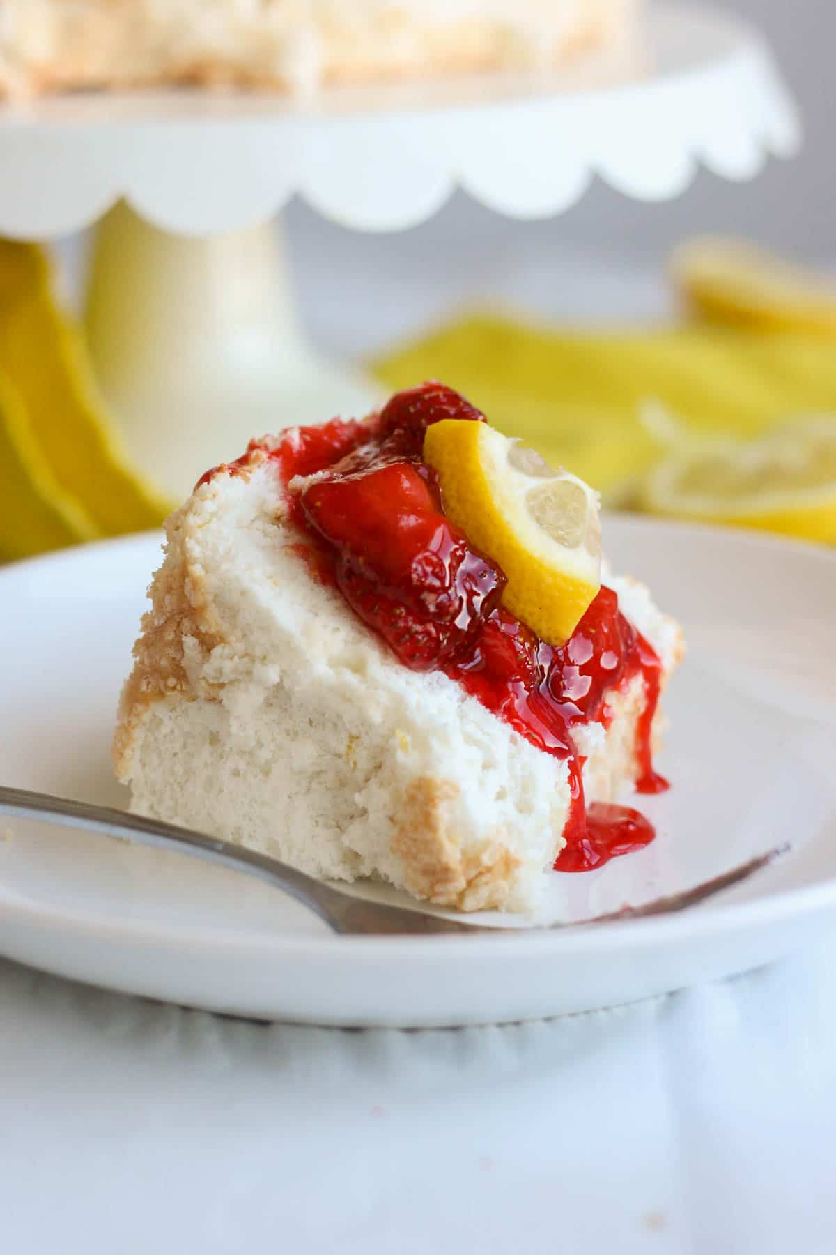 Is Angel Food Cake Naturally Gluten Free