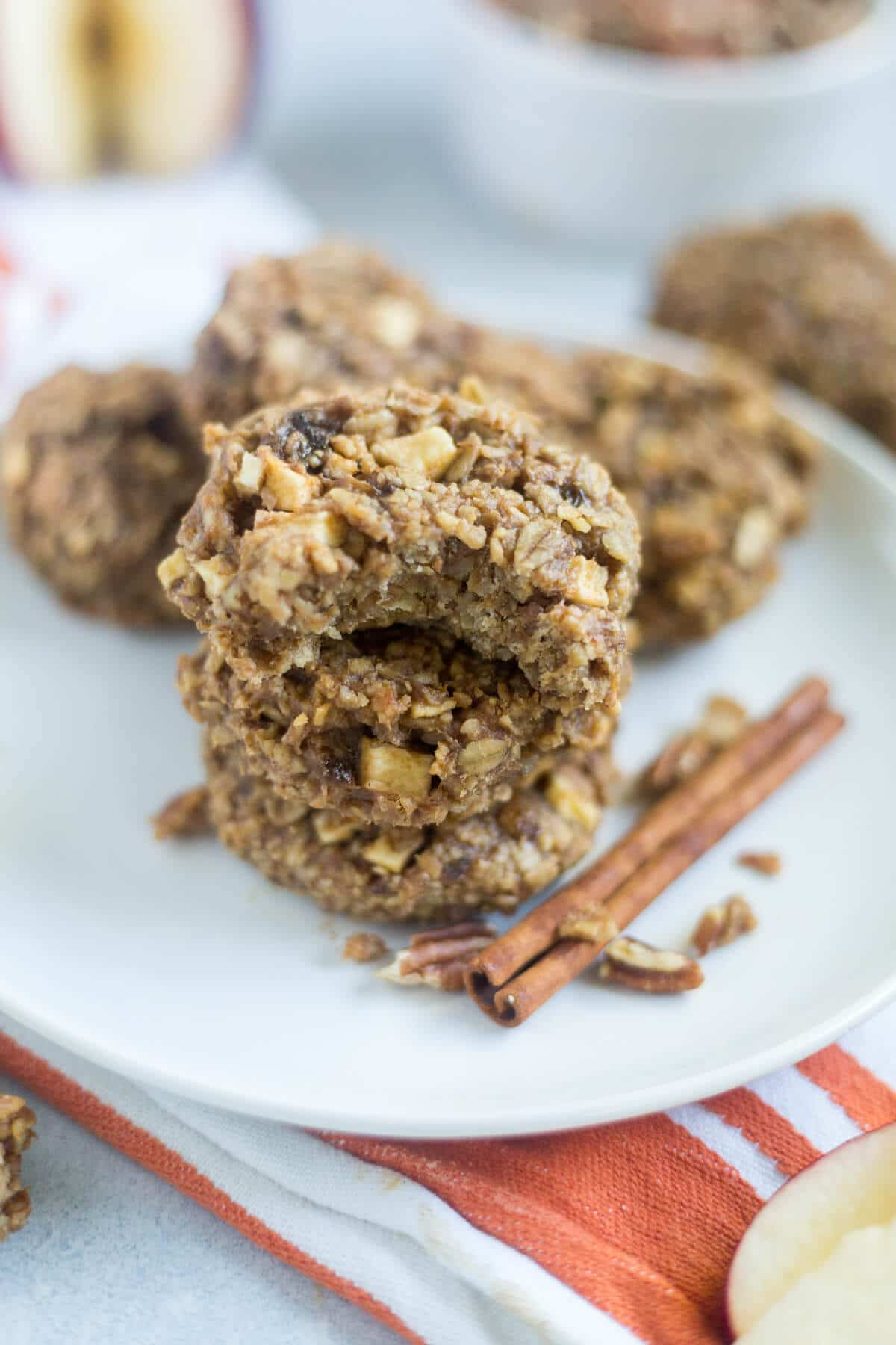 breakfast cookies oatmeal