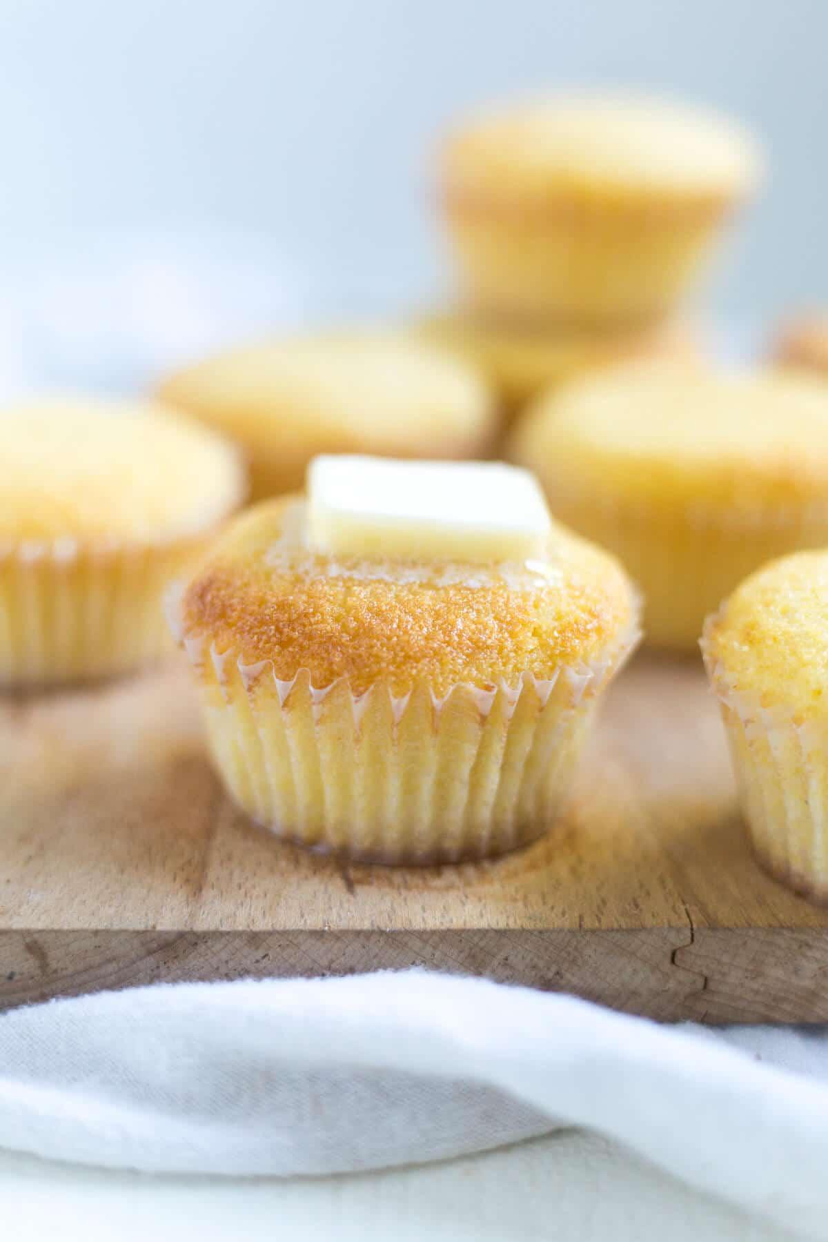sweet cornbread muffins recipe