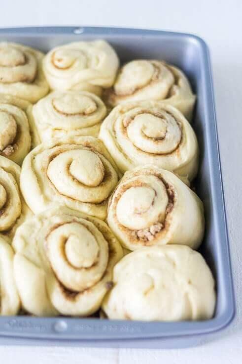 pecan sticky buns dough