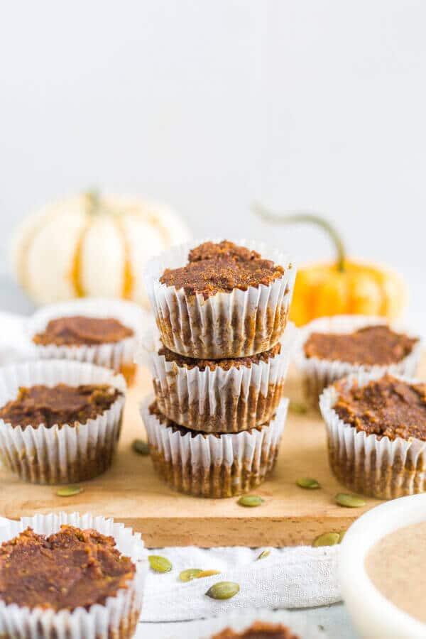 low carb pumpkin muffins recipe