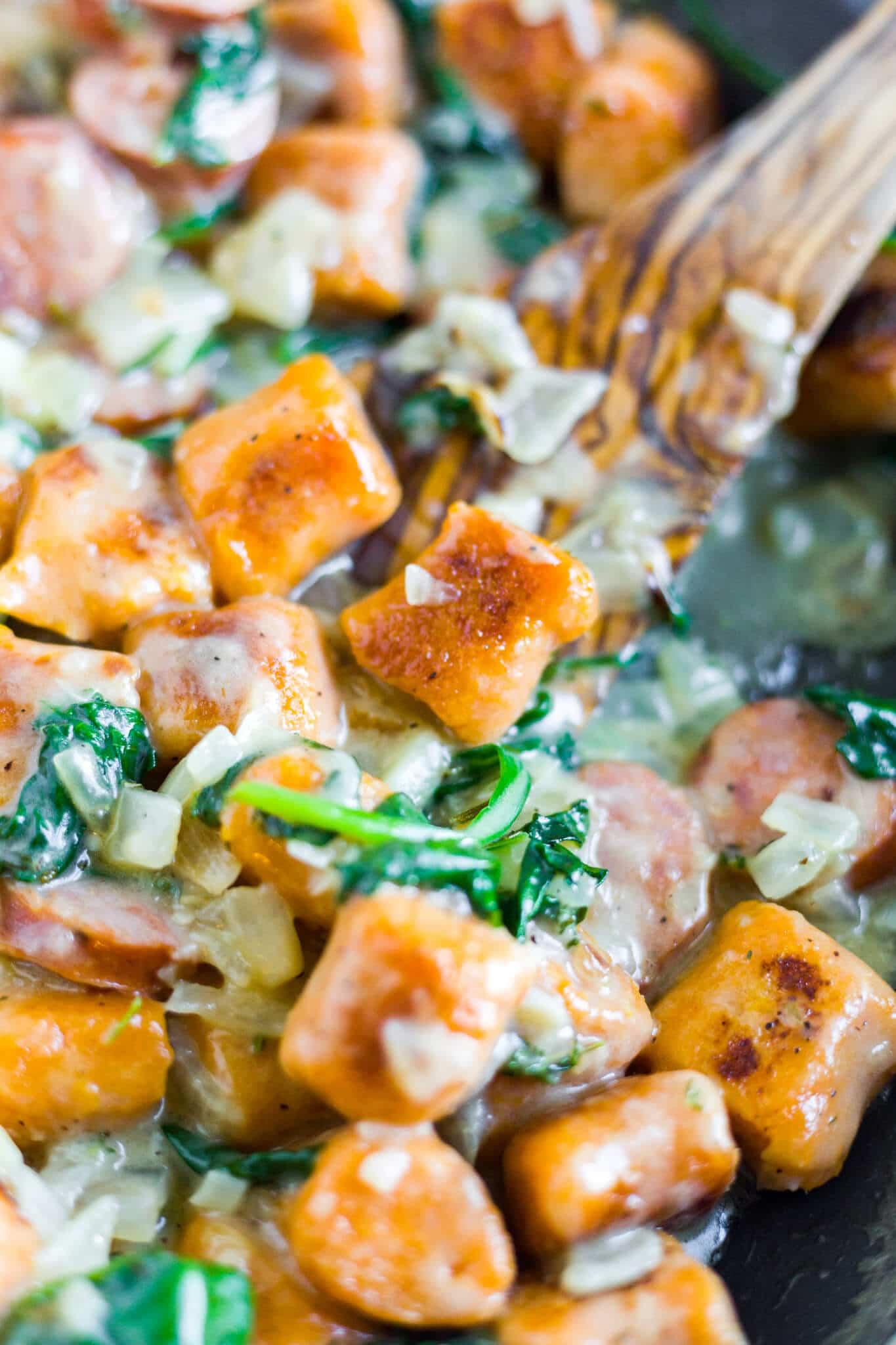 sweet potato gnocchi recipe