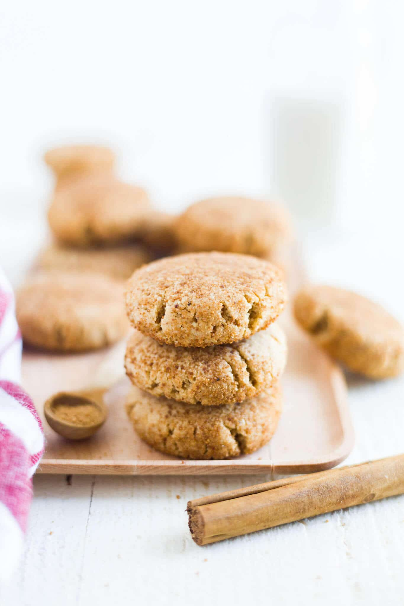 gluten free snickerdoodle recipe
