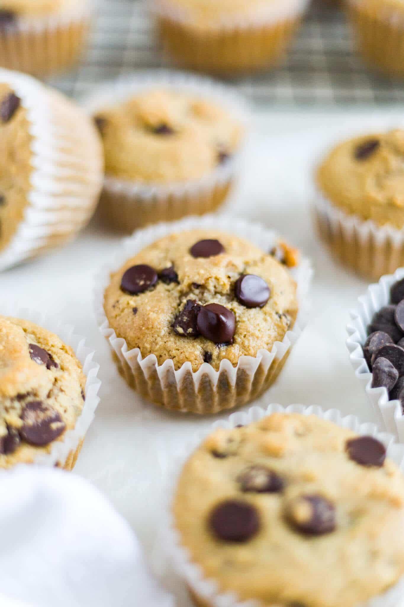 paleo muffins almond flour