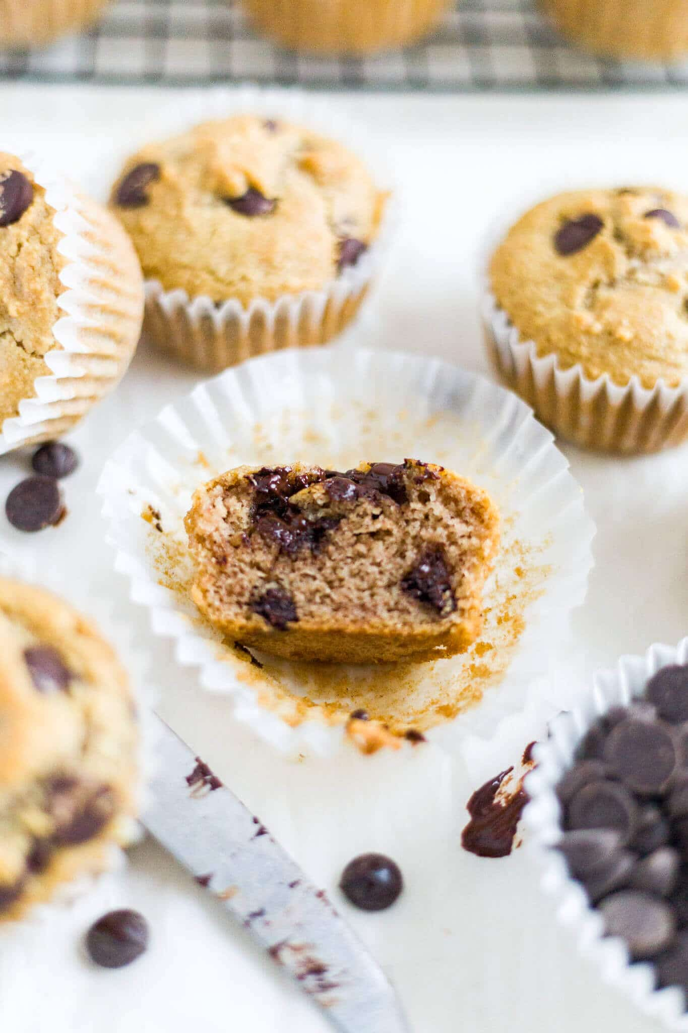 low carb muffins with almond flour