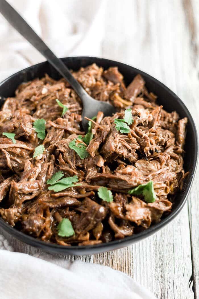 shredded beef taco recipe