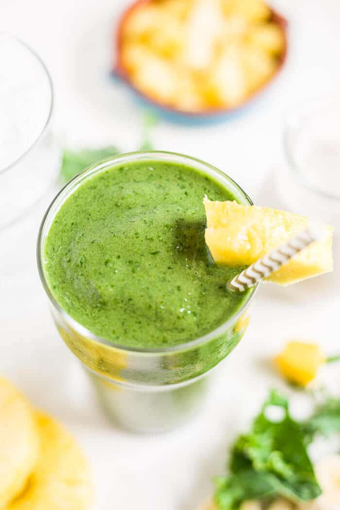 the best kale smoothie recipe