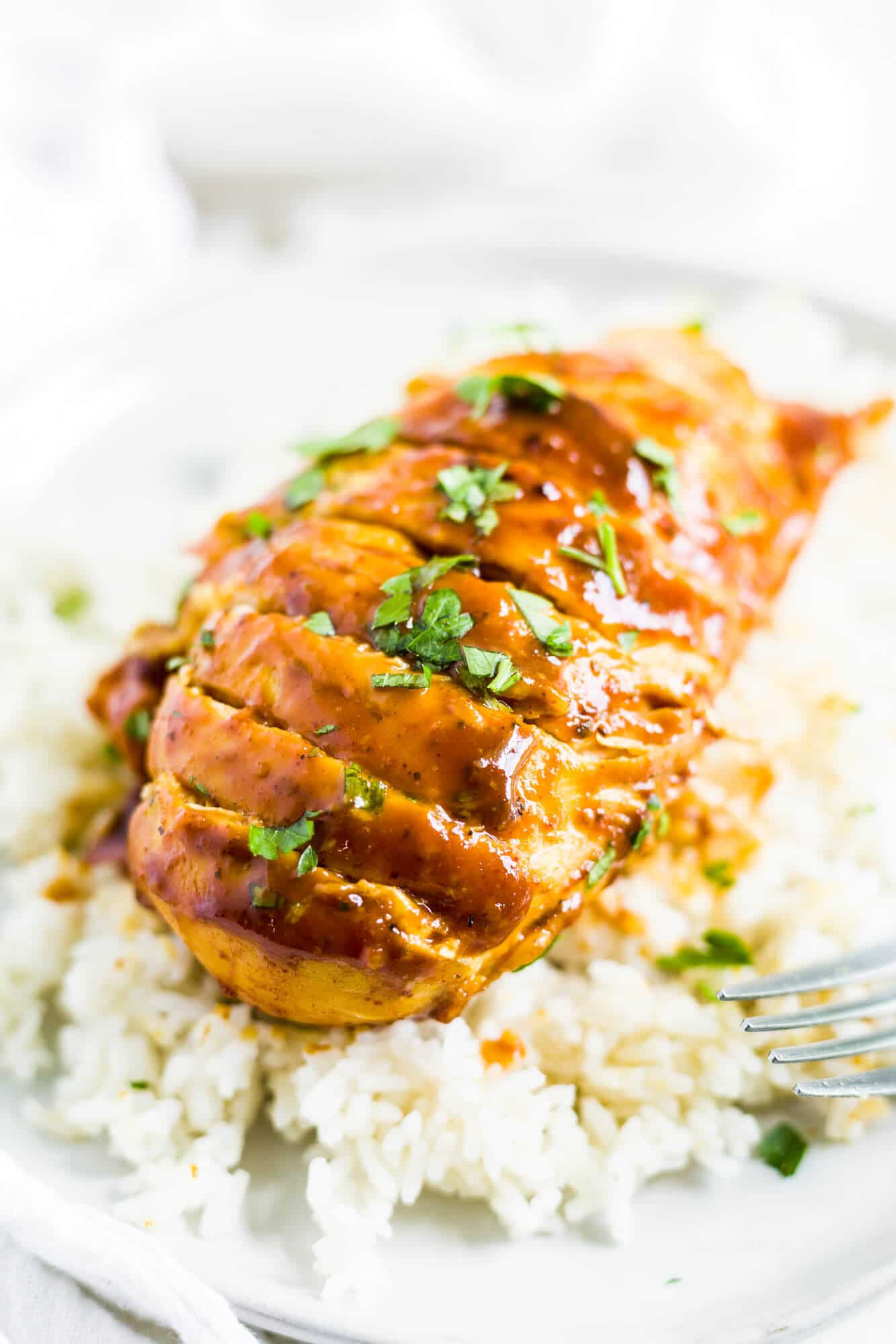 Instant Pot Honey Mustard Chicken What Molly Made