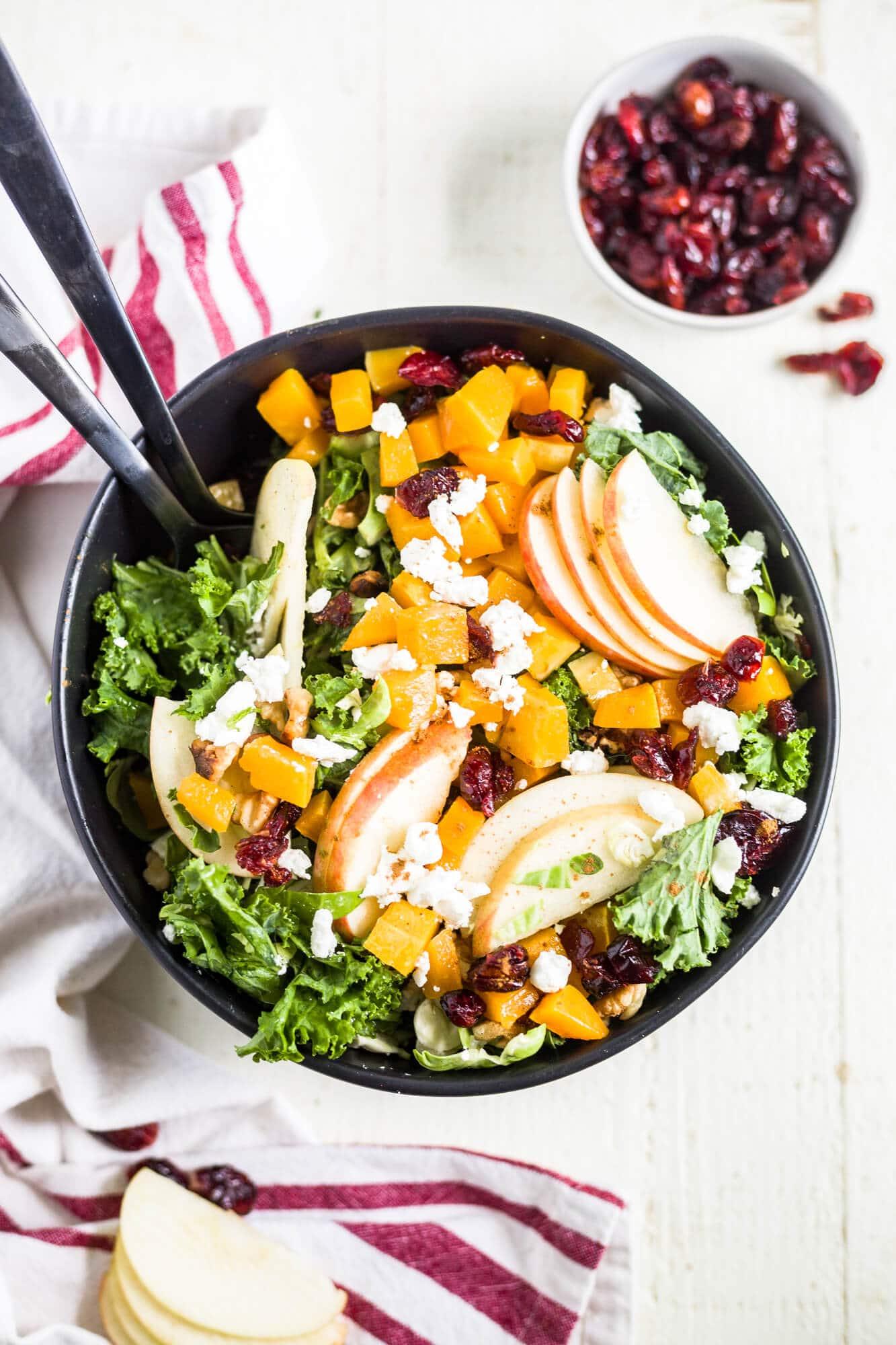 best thanksgiving salad