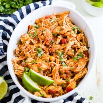 instant pot salsa chicken