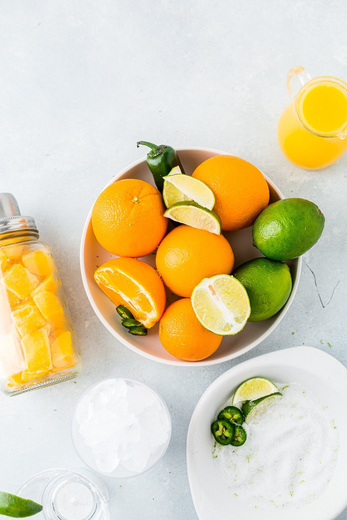 mango margarita ingredients